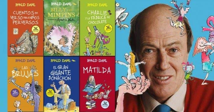 """Netflix compra el catálogo de Roald Dahl, autor de """"Matilda"""" y """"Willy Wonka»"""