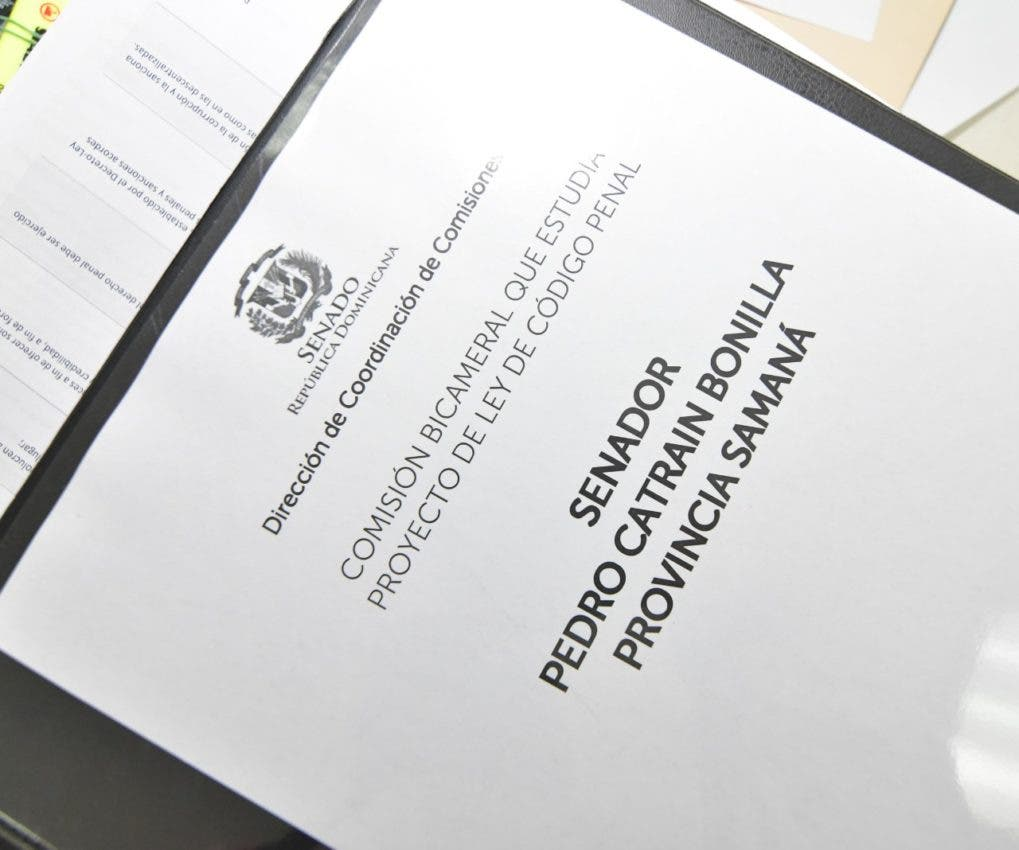 La Comisión Bicameral que tiene a su cargo el estudio del proyecto de Ley de Código Penal de la República Dominicana se reunió este lunes para definir la metodología de trabajo que utilizará para analizar la pieza legislativa.