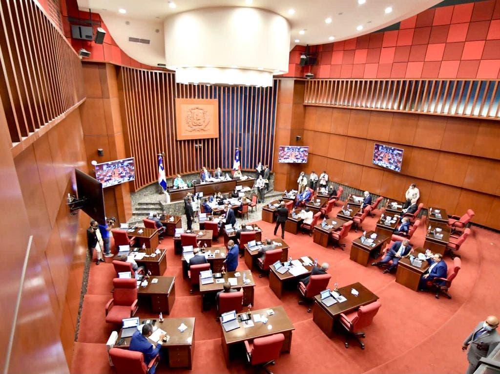 Los senadores sancionaron este martes el proyecto de Ley Nacional de Vacunas
