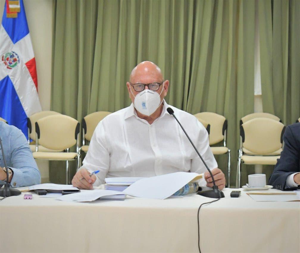 El senador Pedro Catrain preside la Comisión Bicameral que estudia la Ley de Juicio de Extinción de Dominio.