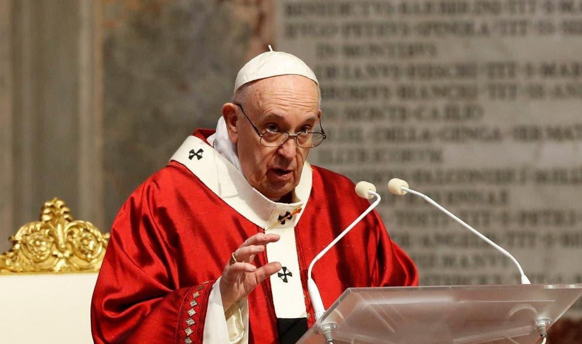"""El papa: """"Estamos llamados a construir un mundo siempre más inclusivo»"""