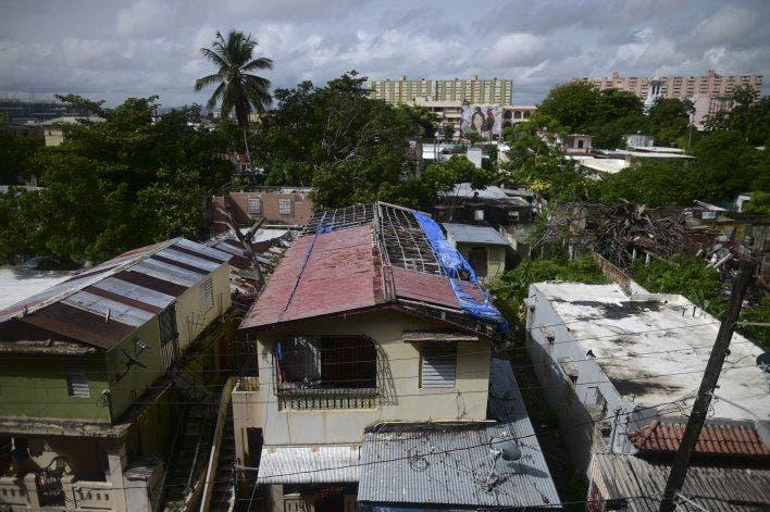 Puerto Rico recuerda huracán María de 2017 con 7 mil casas aún por reparar