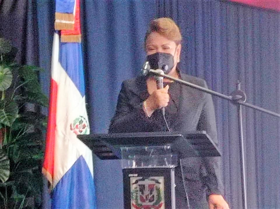 Gobernadora Monseñor Nouel rinde cuenta de su gestión