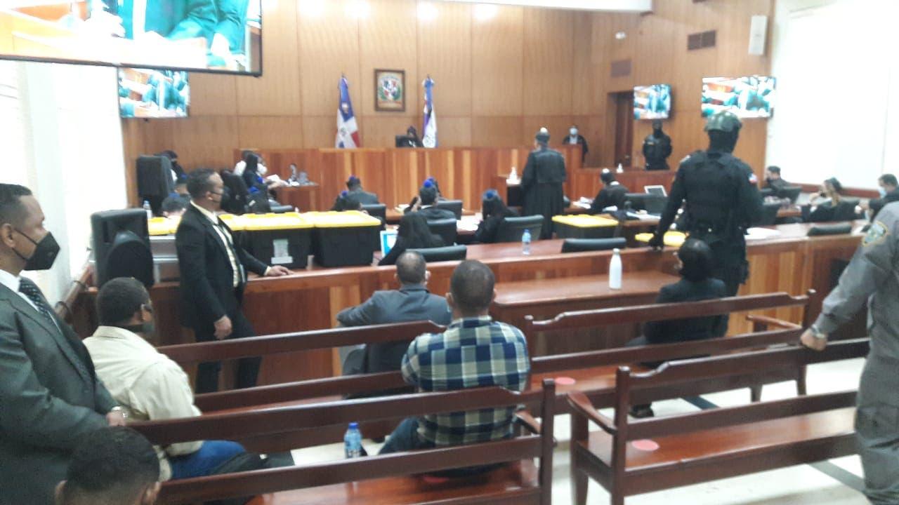 Recusan jueza conoce medida de coerción de operación Falcón