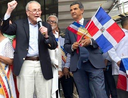 Senador NY reconoce trabajo efectúa inmigrante dominicano