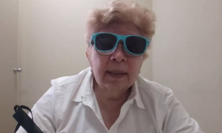 """""""Jamás pensé que yo iba a caer con una enfermedad tan extraña"""", dice venezolana radicada en RD"""