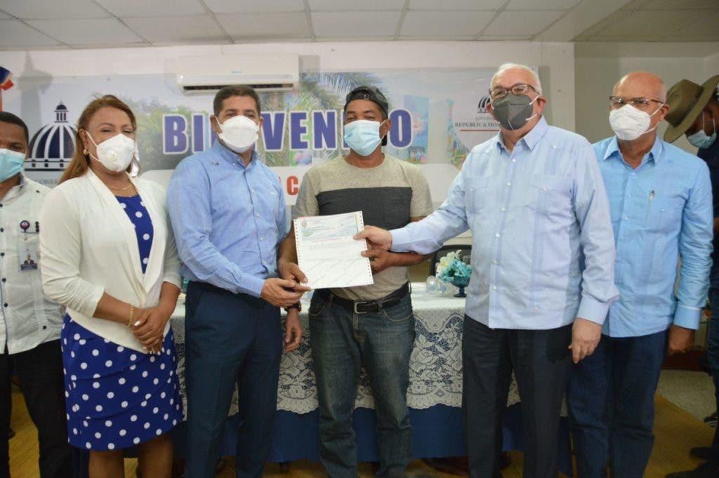 Gabinete Agropecuario del Gobierno incorporará actividades económicas a productores cerdos fueron sacrificados para evitar la PPA