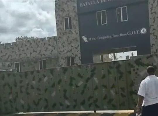 Controlan motín cárcel de Cotuí
