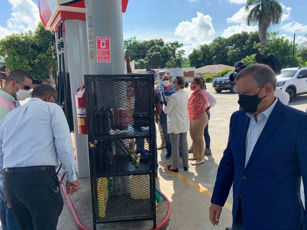 Refidomsa asume operación de estaciones de combustibles
