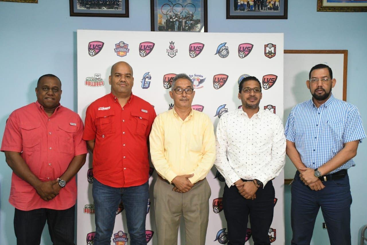 Liga de Voleibol Superior realizará sorteo de jugadores masculino