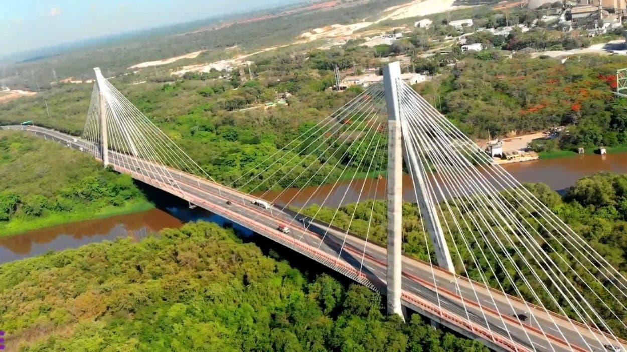 Obras Públicas abrirá carriles puente Mauricio Báez