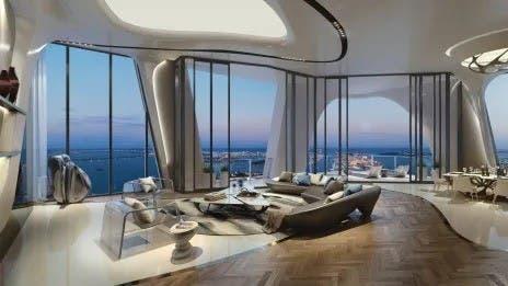 El cantante Nicky Jam compró por 6 millones de dólares un lujoso apartamento en el único edificio diseñado por la arquitecta Zaha Hadid