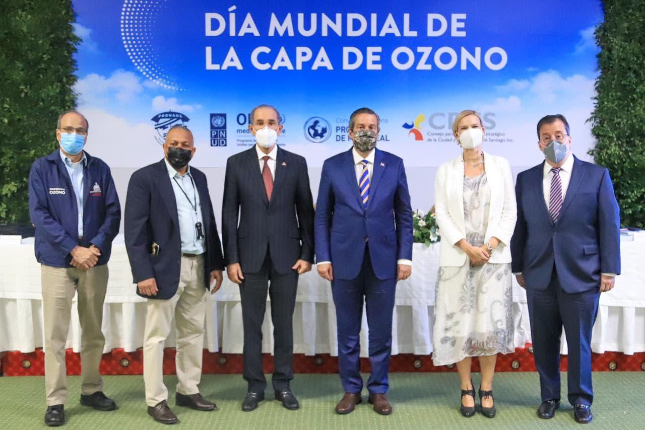 Establecen alianza para que RD controle al 2028 el 100% de los gases refrigerantes