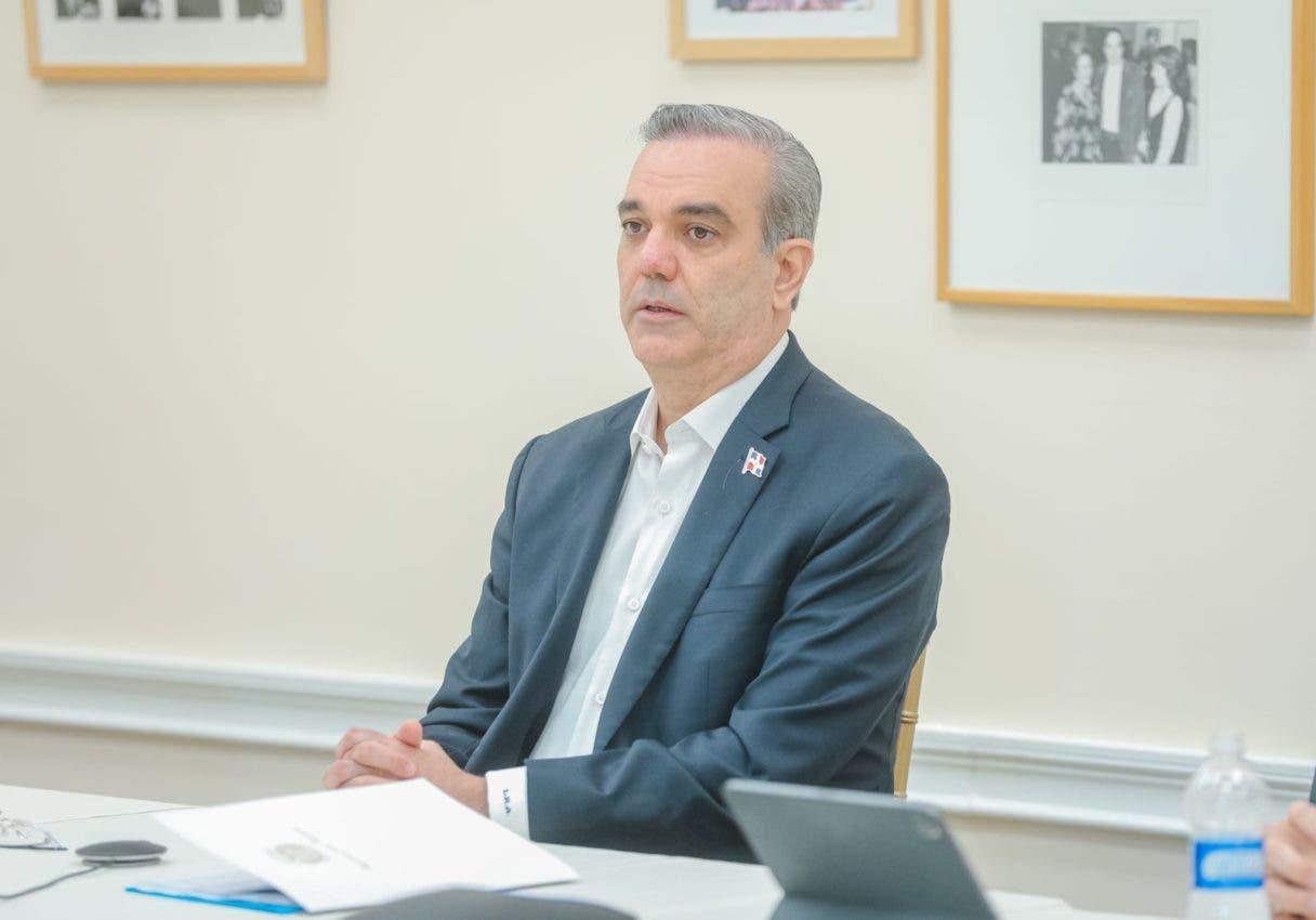 Presidente Abinader aboga por una transición económica mundial