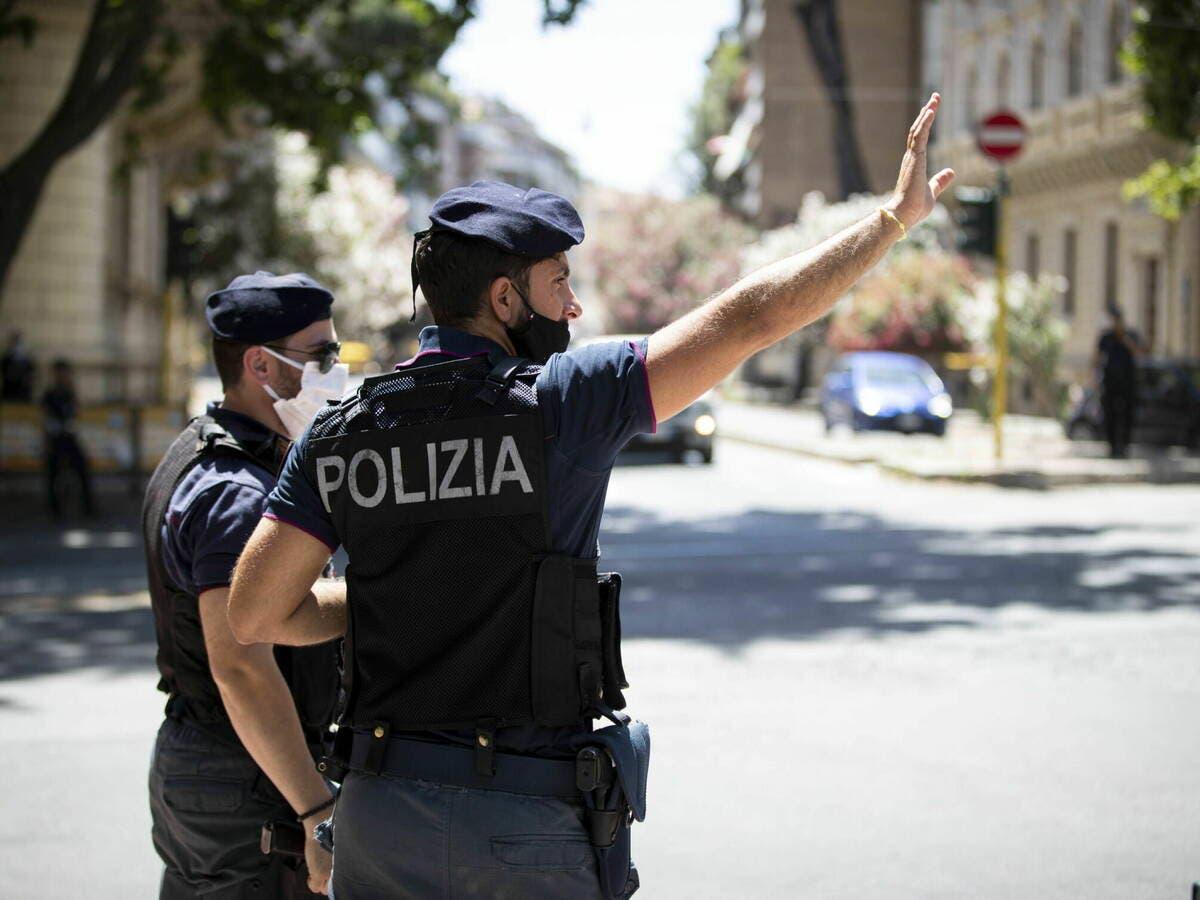 Al menos siete heridos en un tiroteo en el norte de Italia