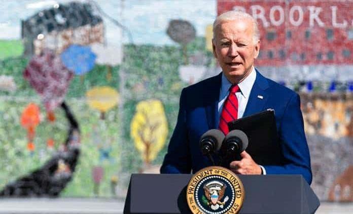 Biden llama a la unidad y a dejar el miedo 20 años después del 11-S