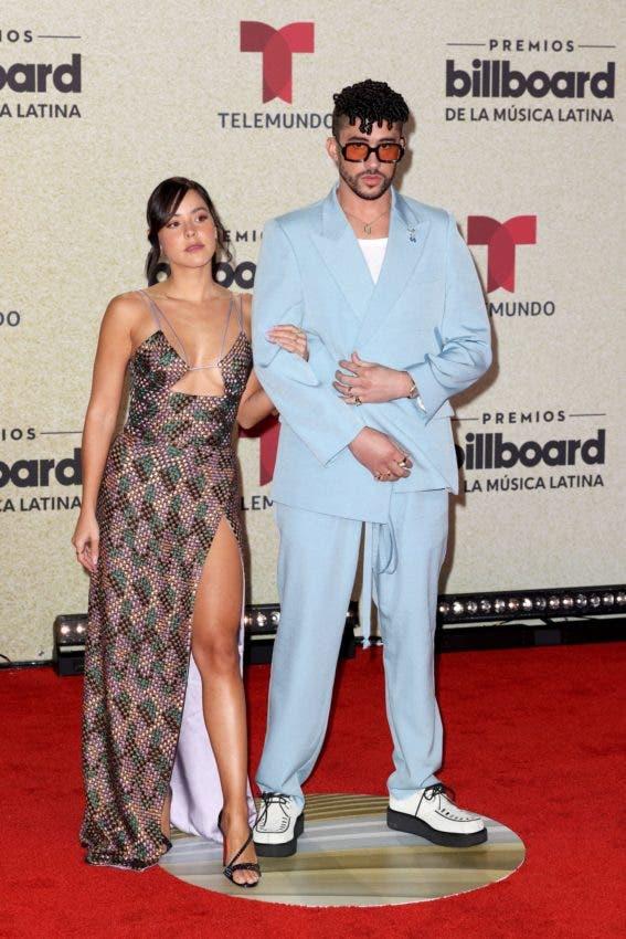 Parejas que impactaron en los Premios Billboard