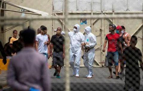 Suspenden visitas a Rafey Mujeres brote de Covid-19