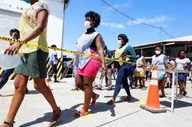 Haití detecta casos de las variantes delta y mu del coronavirus