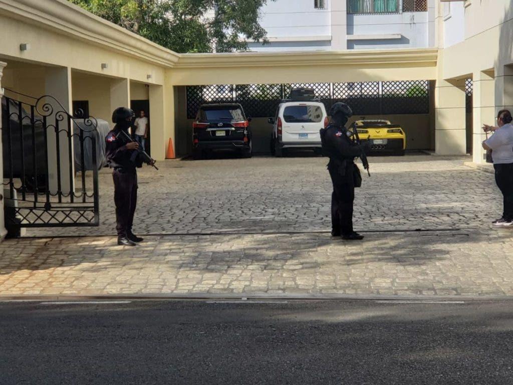 En la llamada Operación Falcón las autoridades arrestaron a más de una veintena de personas, cuya coerción será conocida este domingo.