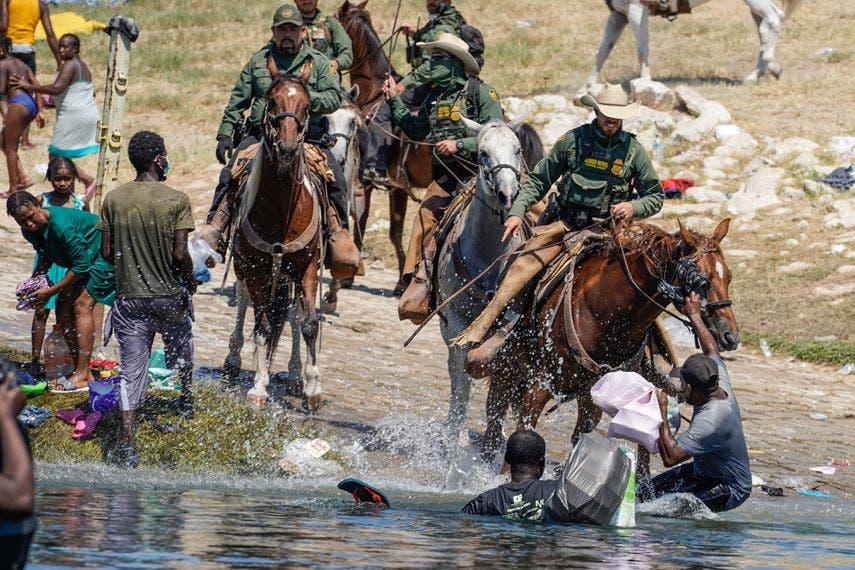 Suspenso en Haití
