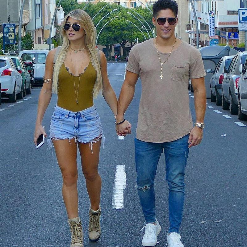 Chyno Miranda y su esposa separados desde hace un año