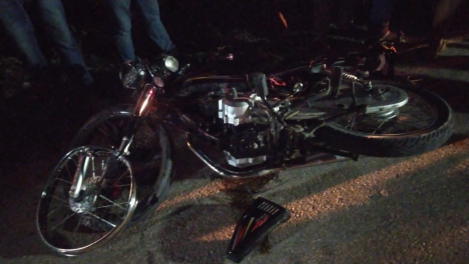 Mueren tres al chocar motocicletas en Neiba