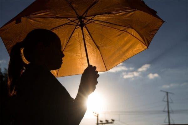 Aguaceros y temperaturas calurosas en gran parte del país