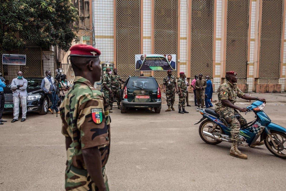 Los golpistas de Guinea-Conakri buscan reforzar el control del poder