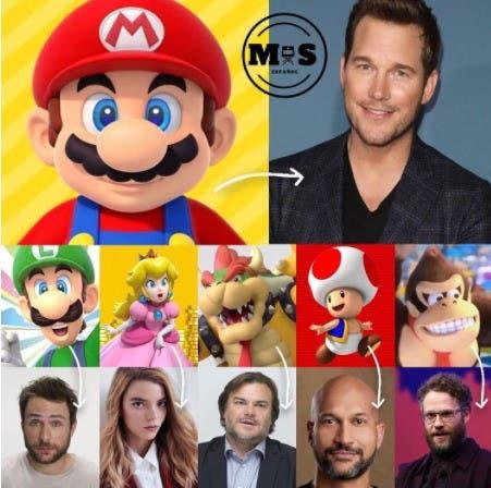 Película animada de Mario Bros será en 2022