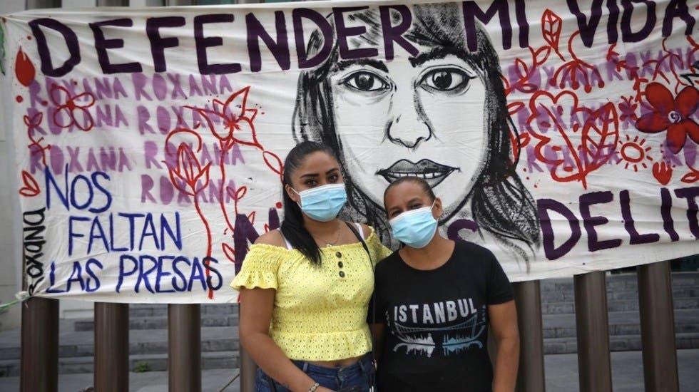 Familiares de Roxana Ruiz, pidieron libertad para la joven que está en prisión acusada de haber matado a su agresor sexual