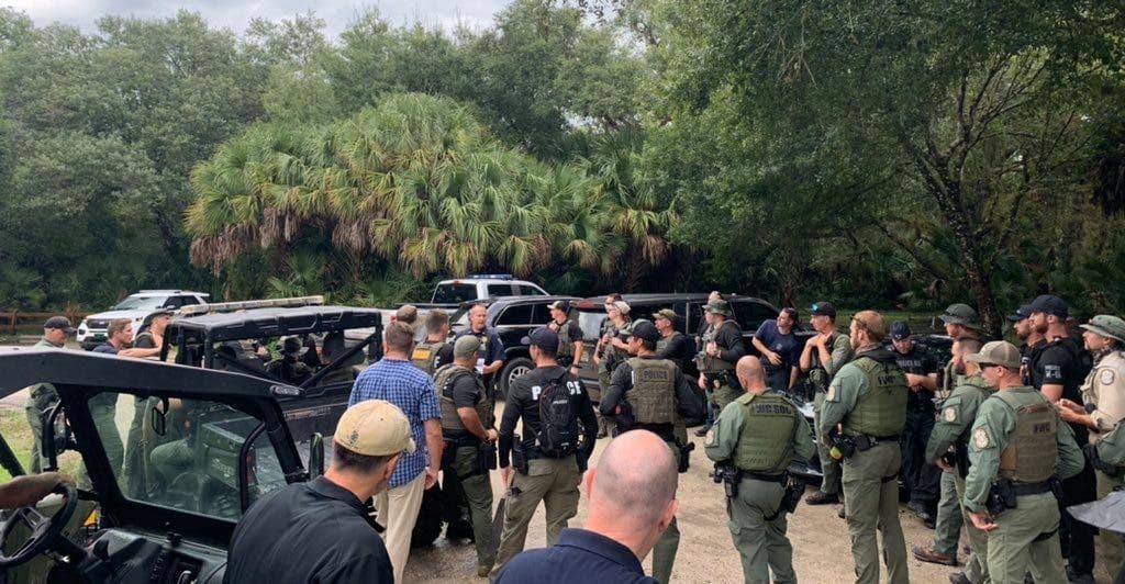 Buscan a novio de Gabby Petito en reserva natural en Florida