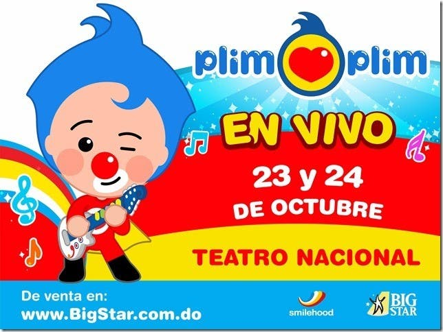"""""""Plim Plim"""" llega al Teatro Nacional"""