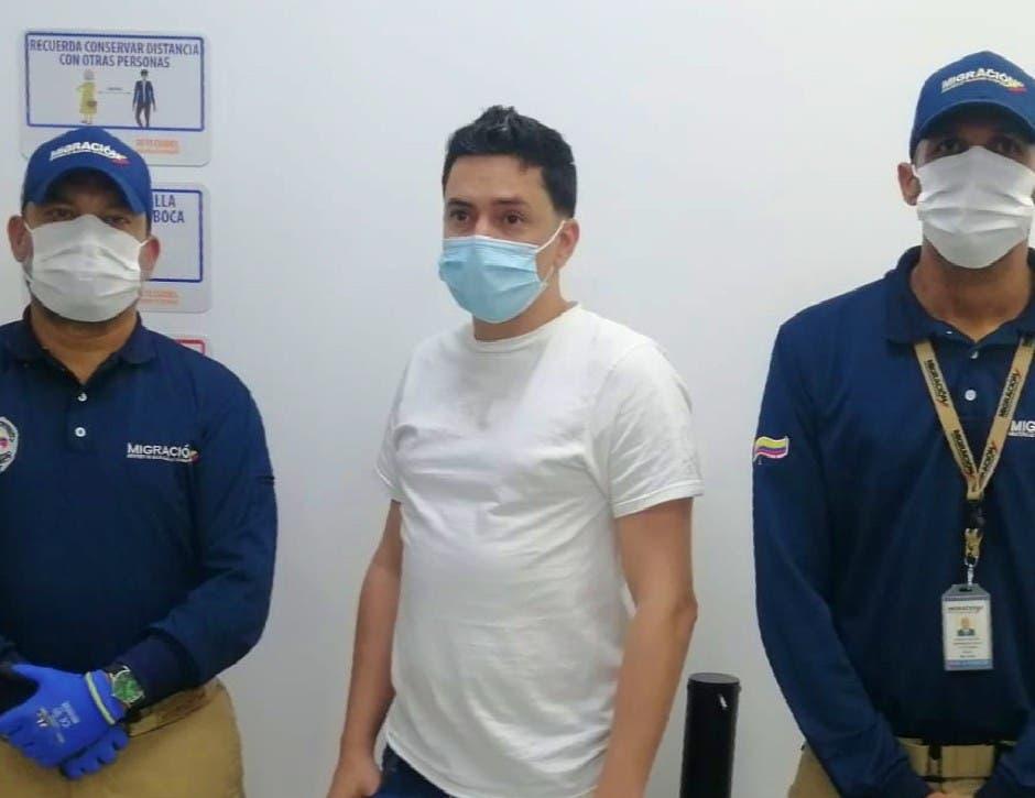 Dominicano preso en Colombia era prófugo