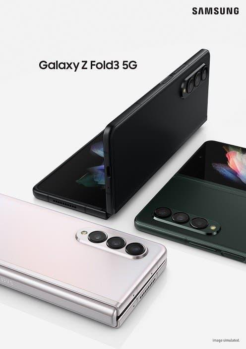Galaxy Z Flip3 y Galaxy Z Fold3 ya pueden ser adquiridos en RD
