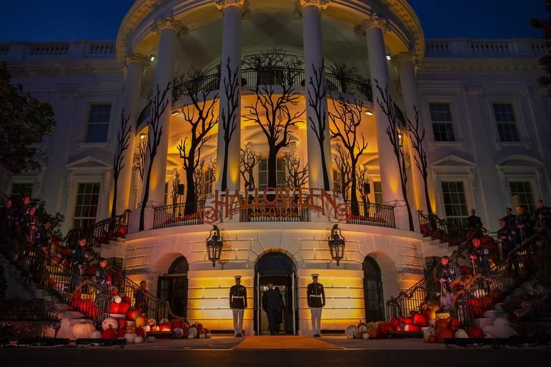 Este año no habrá fiesta de Halloween en la Casa Blanca