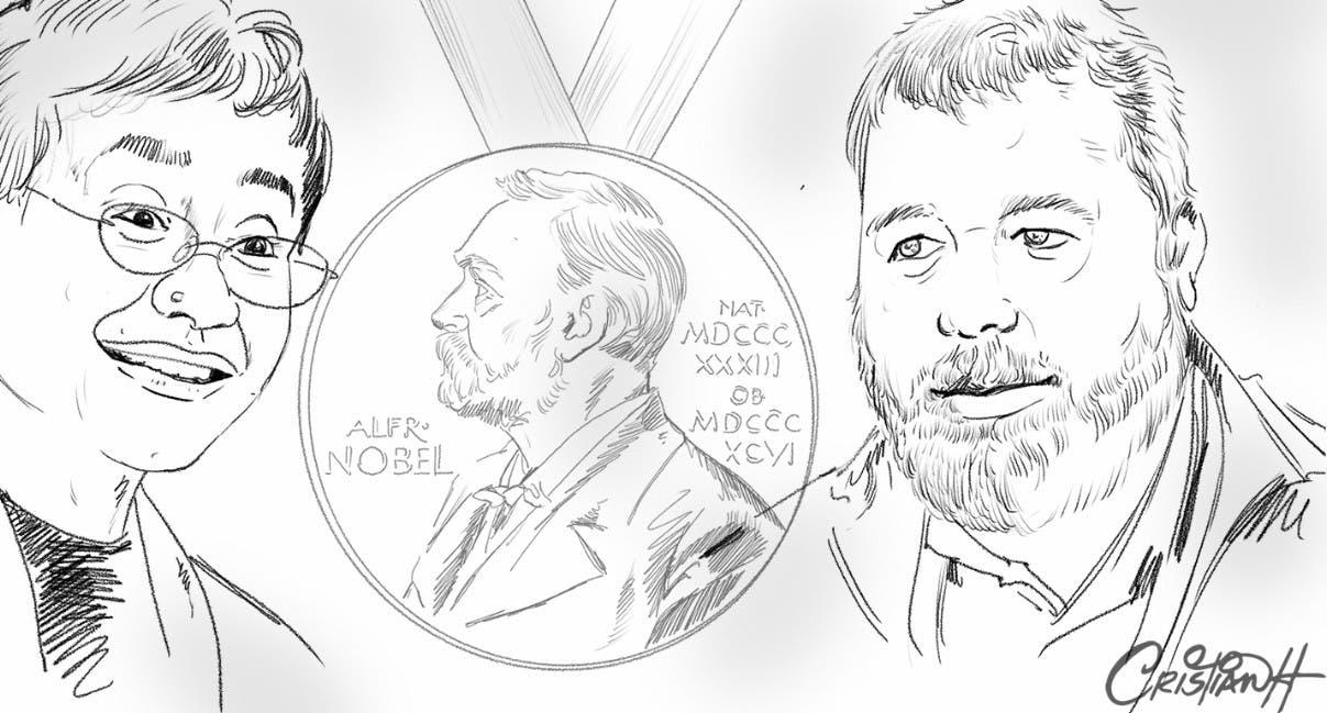 Premio Nobel a la prensa