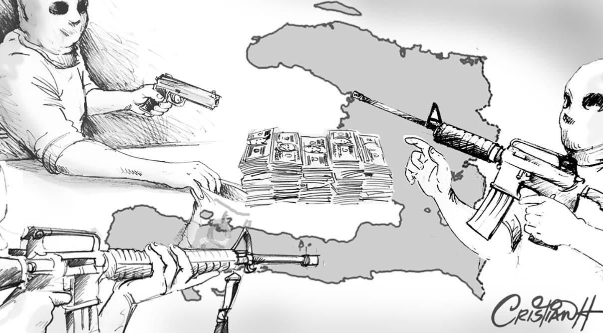 Haití y Somalia