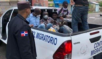 Mejor dejarlo así con Haití
