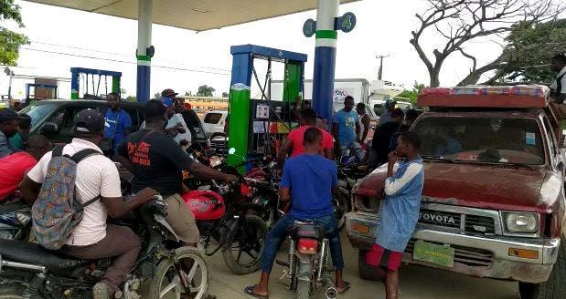 Presión Haití