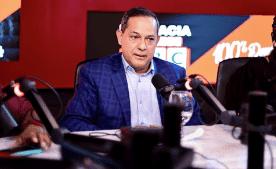 Rafael Guillermo Guzmán Fermín, exdirector de la Policía Nacional.