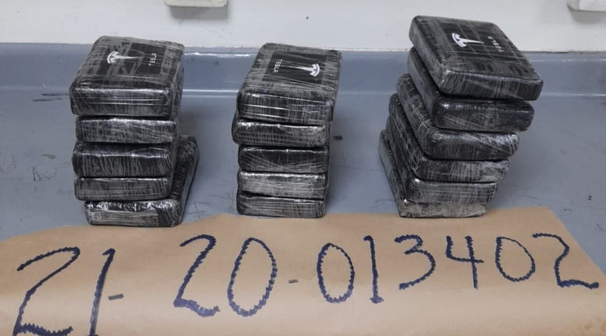 Ocupan 83 paquetes cocaína finca Samaná