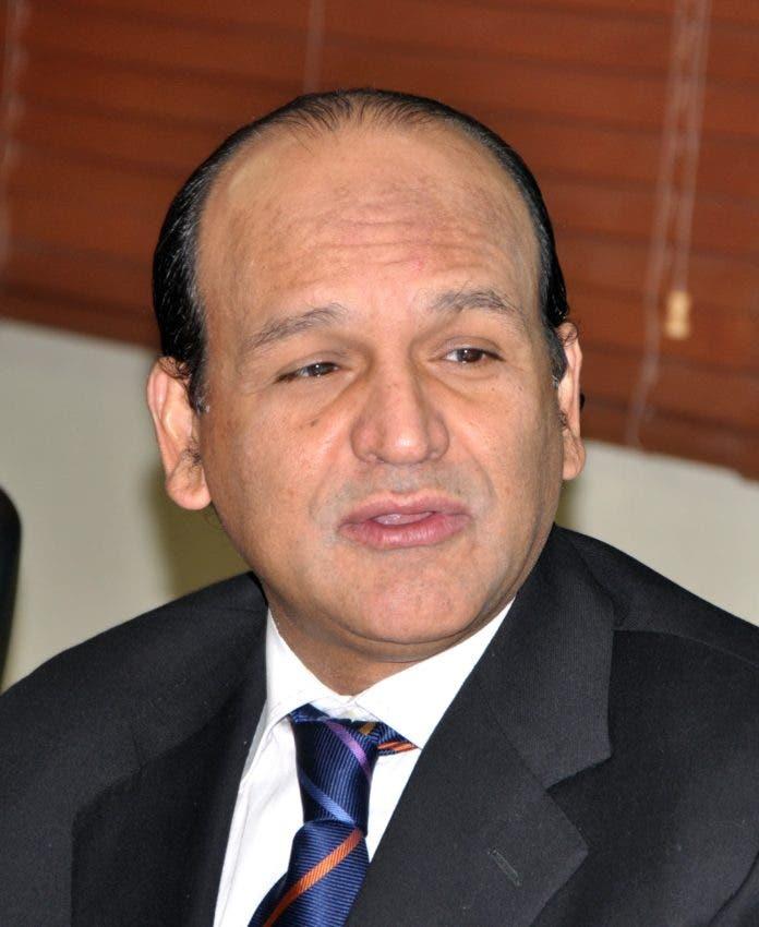 Iván García, Presidente de la Federación Dominicana de Comerciantes (FDC)
