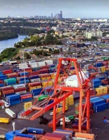 Destaca aporte a modernización puerto Haina