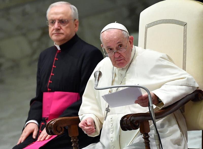 """El papa expresa """"vergüenza"""" por incapacidad  Iglesia en casos abusos"""