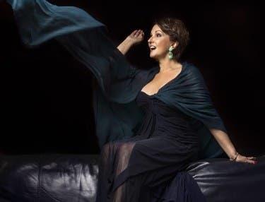 Cecila García se presenta esta noche