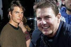 Tom Cruise reaparece con cambio de rostro