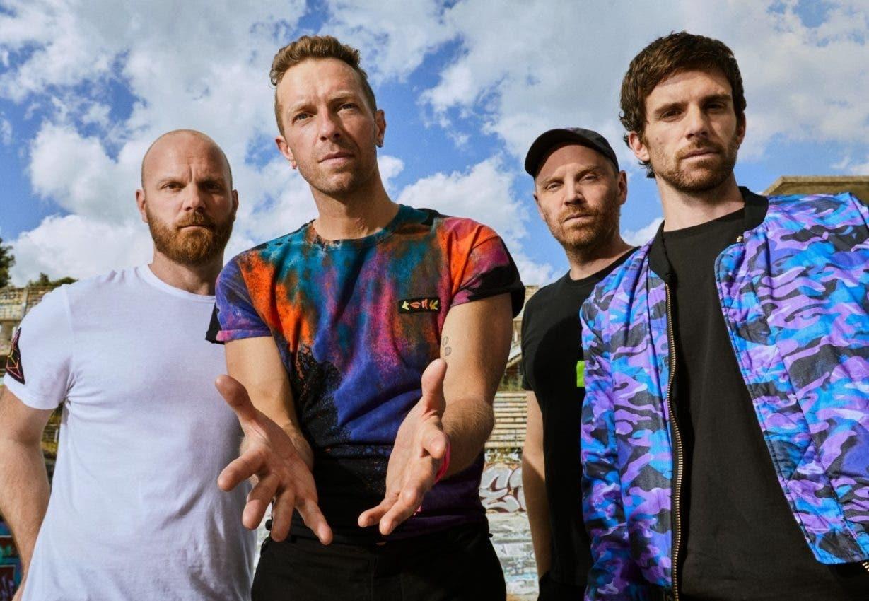 Banda Coldplay aterrizará con tour en RD