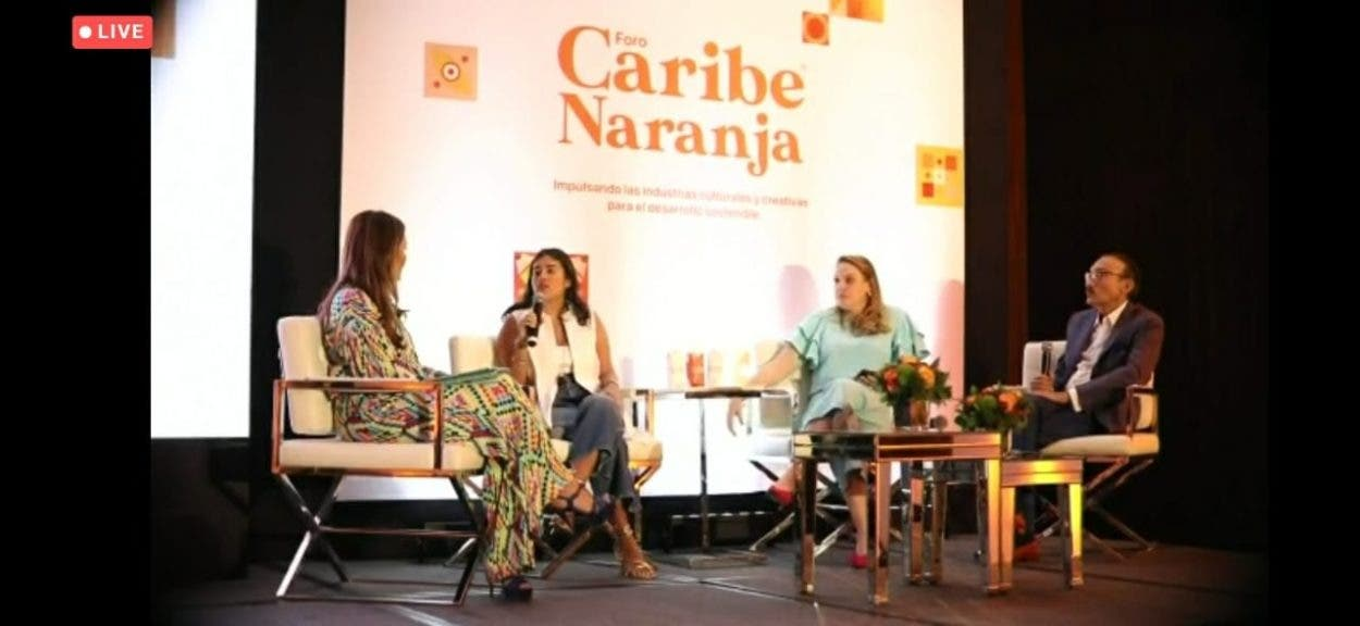 Foro Caribe Naranja genera perfil integral del arte