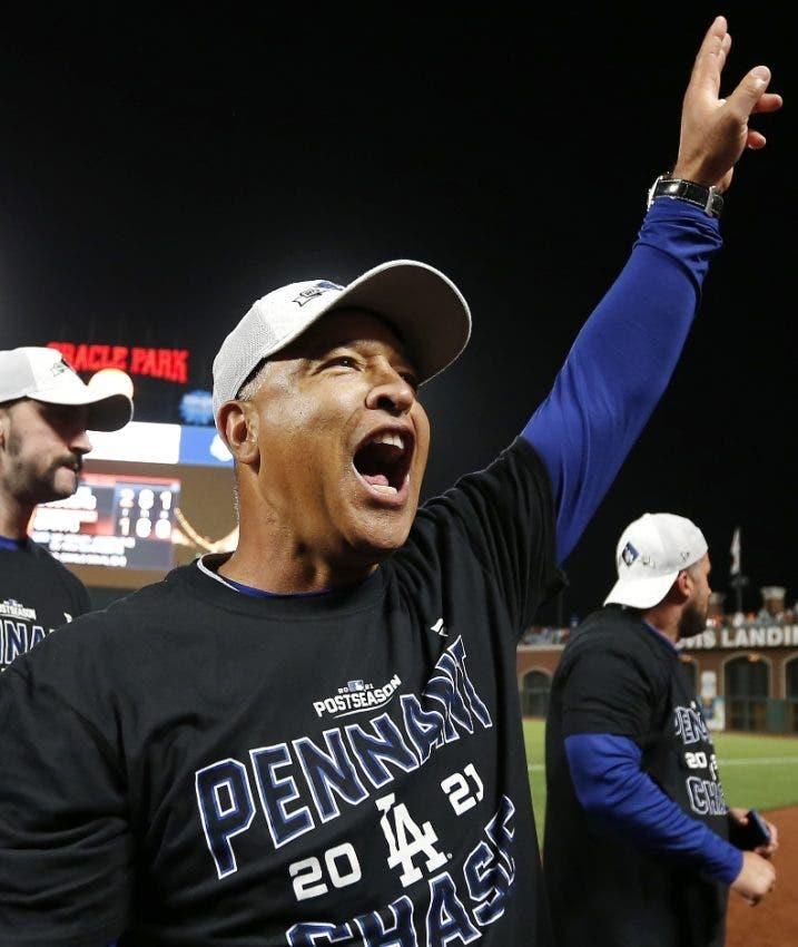 Estrategia con lanzadores resultó para los Dodgers